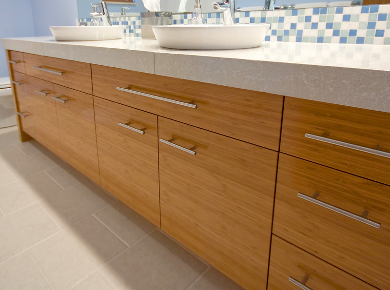 Bamboo Bathroom Cabinet: Wholesale Cabinet Center