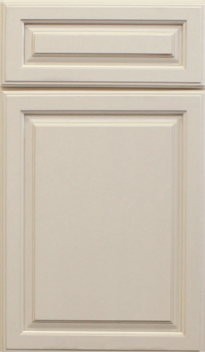 Cream Raised Panel